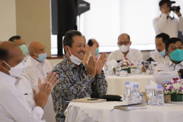 Menteri Trenggono Tegaskan Pentingnya Riset dan Teknologi Budidaya