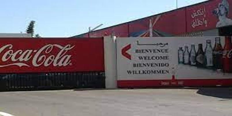 وهران-كوكا كولا+مصنع السانيا+مصنع المشروبات للغرب الجزائري كوكاكولا+#وهران #كوكا_كولا #مصنع #Coca_Cola #Oran+Oran-Usine-Coca-cola