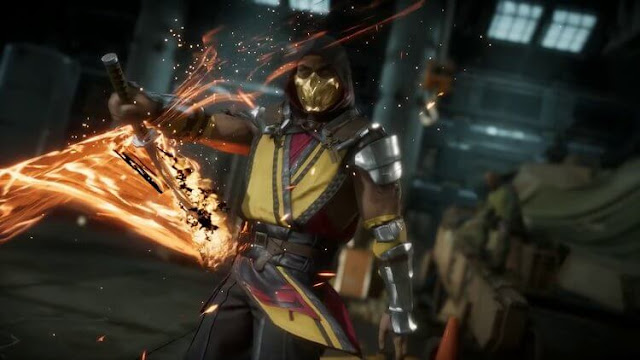 Mortal Kombat 11 Customization is Limited in Competitive Play