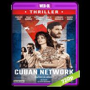 La red avispa (2019) WEB-DL 720p Audio Latino