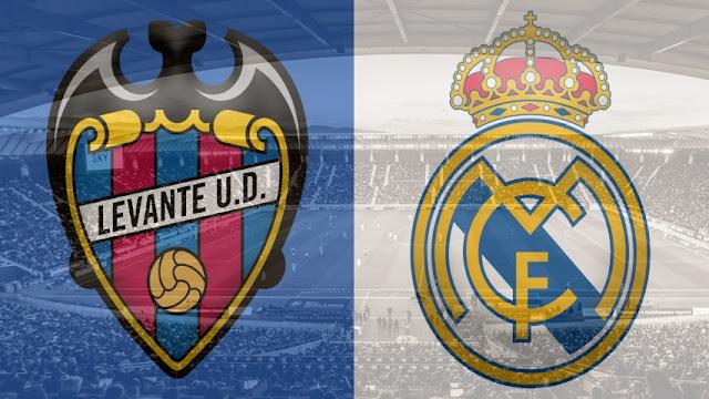 موعد مباراة ريال مدريد القادمة ضد ليفانتي والقنوات الناقلة في الأسبوع الخامس والعشرين فى الدوري الإسباني 2019-2020