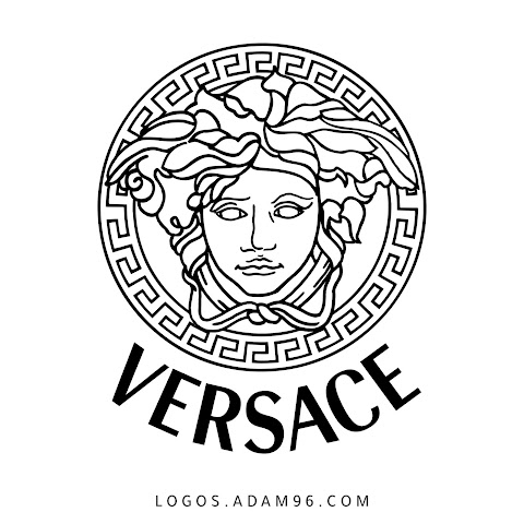 Download Logo Versace PNG With High Quality