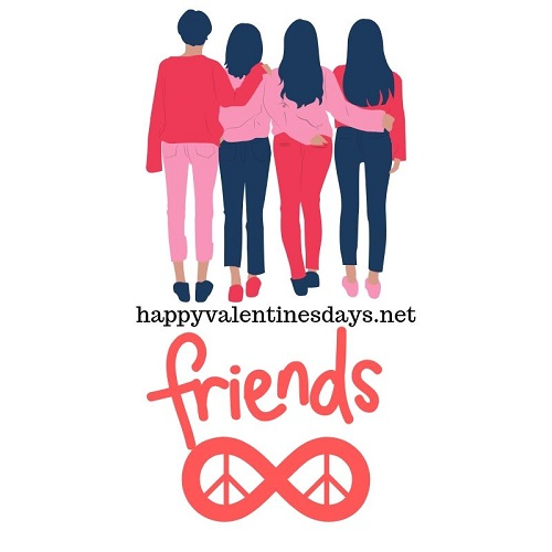 friends forever picture