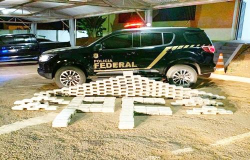 PF faz operação para confiscar 67 veículos e prender 21 suspeitos de enviarem drogas de RO para MG e MT