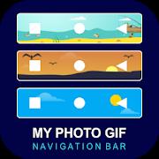 My Photo & GIF Navigation Bar [Premium]