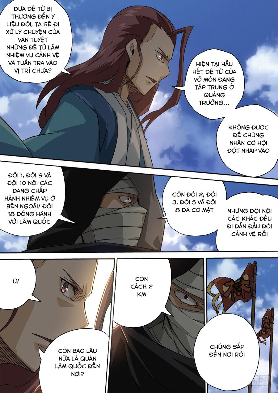 Quyền Bá Thiên Hạ Chapter 166