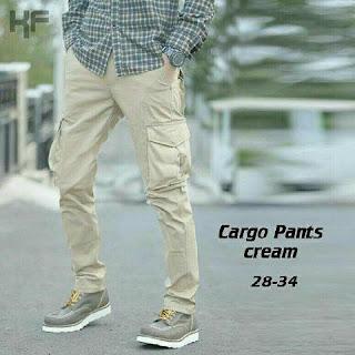 celan acargo, celana cargo slimfit, celana cargo pria, celana cargo murah