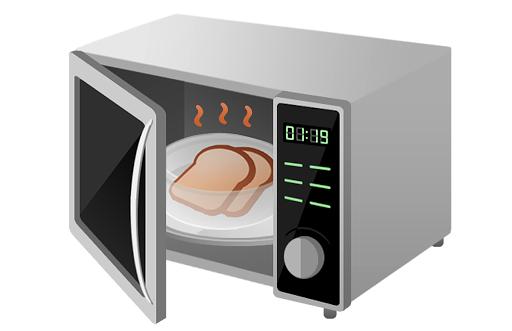 Cómo limpiar el microondas fácil y sin esfuerzo