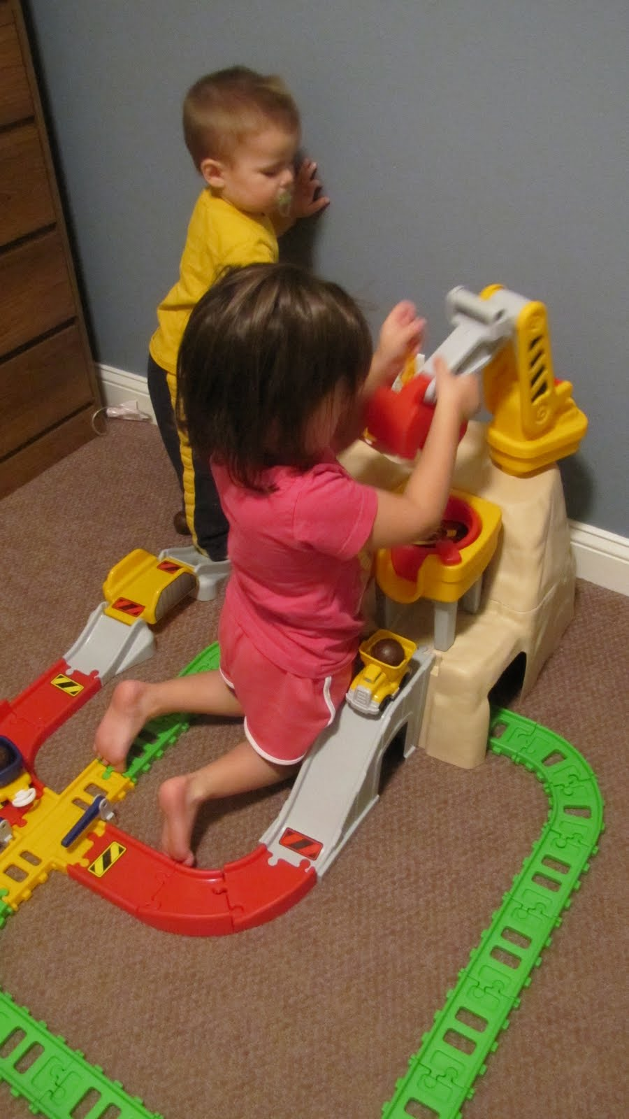 Holiday Gift Guide 2011 #1: Big Adventures Construction Peak Rail n