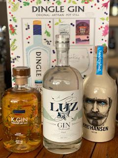 Katis Rezeptgeschichten, Gin, Online-Verkostung, Online-Tasting