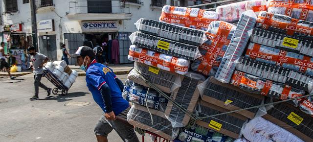 La economía de Perú estará entre las que tengan un mayor recuperación en 2021 con un crecimiento del 8,5%.FMI//Ernesto Benavides