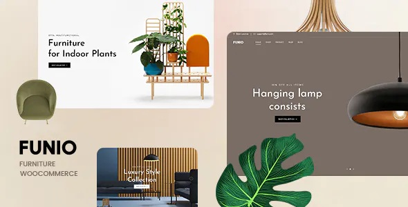Best Furniture WooCommerce WordPress Theme