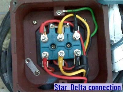 Star-Delta Starter wiring diagram | Control circuit wiring ...