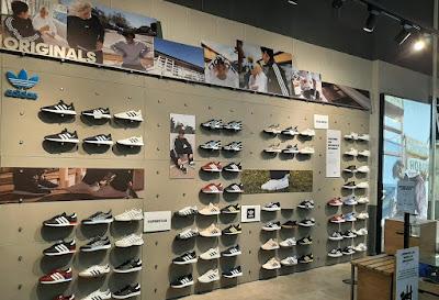 Adidas abre tienda en Peri Roosevelt