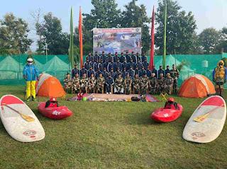 BSF training institute (BIAAT) Dehradun