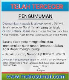 Iklan Tercecer