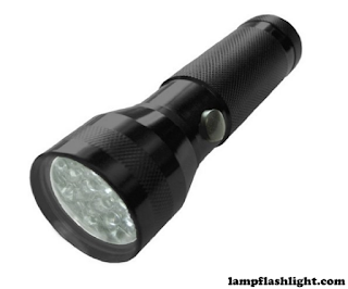 Norlite 08-N104-B 19 LED Flashlight, Black