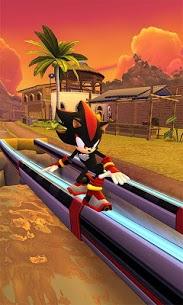 تحميل لعبة Sonic Dash 2 : Sonic Boom مهكرة للاندرويد