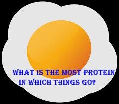 जाने सबसे ज्यादा प्रोटीन किन 10 चीजों में है
