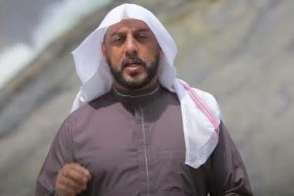 Wasiat Almarhum Syekh Ali Jaber Pada Istri Sebelum Wafat
