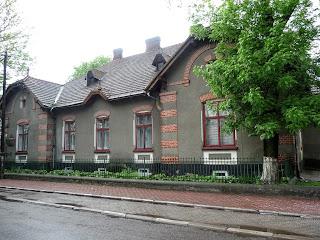 Стрий. Львівська обл. Краєзнавчий музей «Верховина»