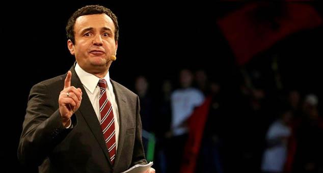 Док власт кука на Куртија, његова жена у Београду промовише књигу и то о самоопредељењу!