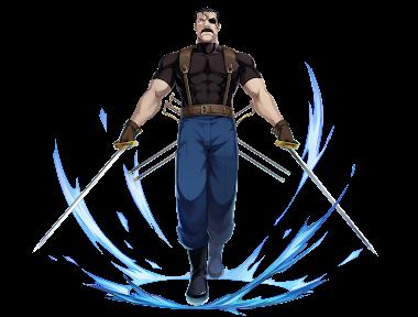 Wrath (FMA) (King Bradley)