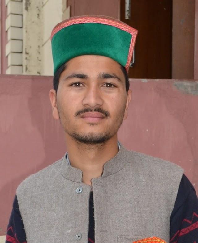 पंजीकरण करवाने में युवा करे सहयोग : संजय छोटू