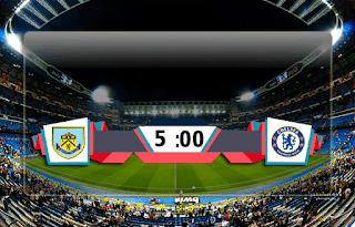 اهداف مباراة تشيلسي وبيرنلي (3-0) الدوري الانجليزي