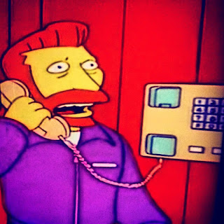 Hank Scorpio from The Simpsons - My Favourite character ever
