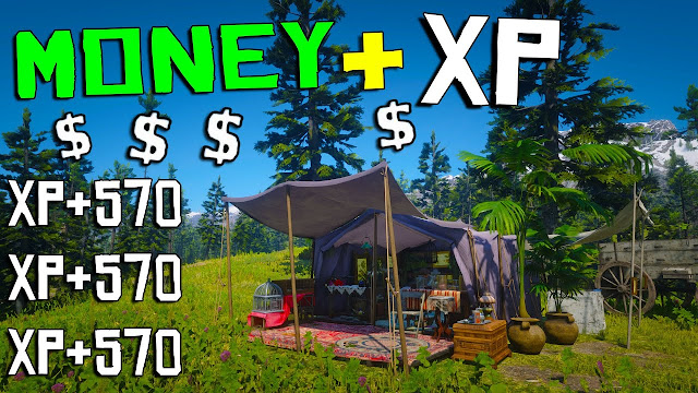 HOW TO MAKE MONEY & XP WITH THE *NEW* NATURALIST ROLE IN RED DEAD ONLINE! (RED DEAD REDEMPTION 2)