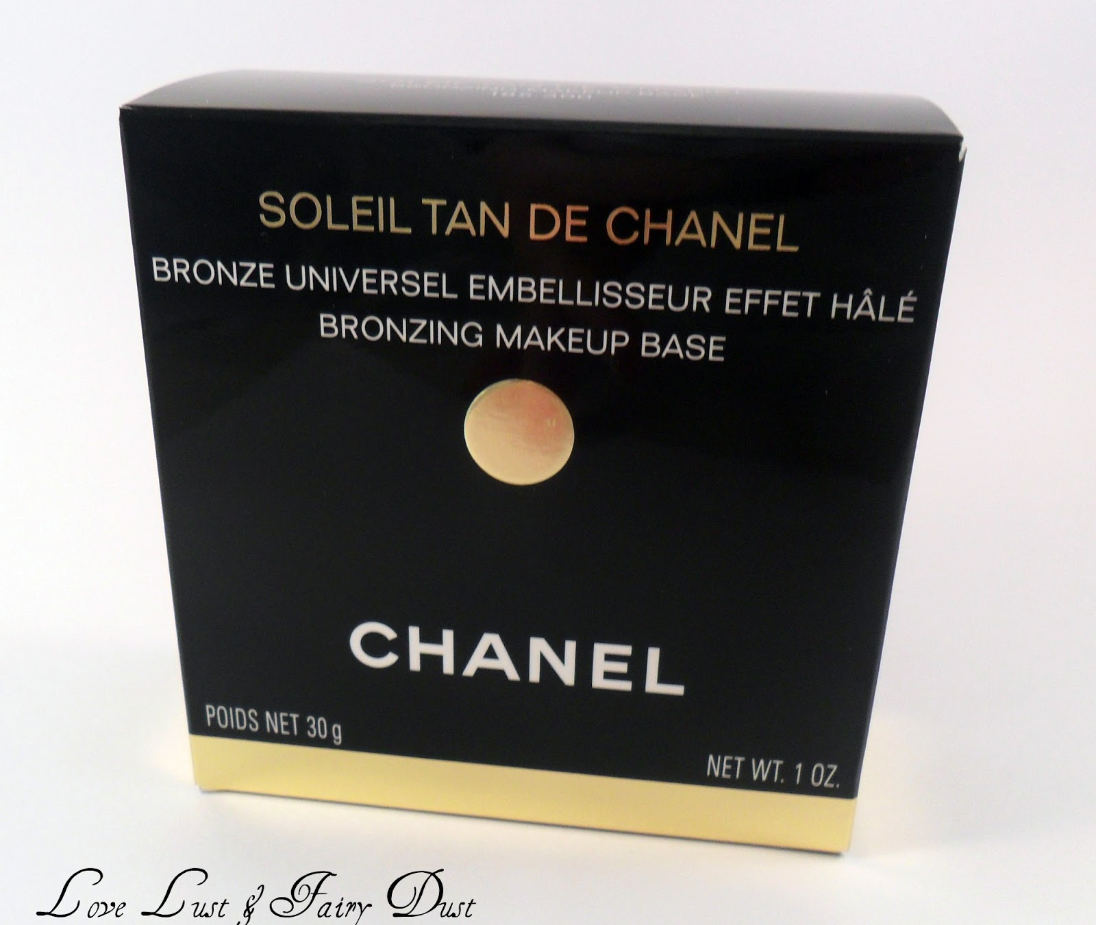 Chanel Bronze Universel Soleil Tan De Chanel