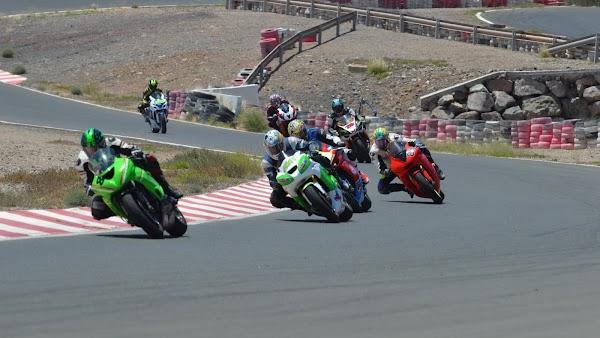 Motociclismo: Copa de Canarias de Velocidad en Circuito