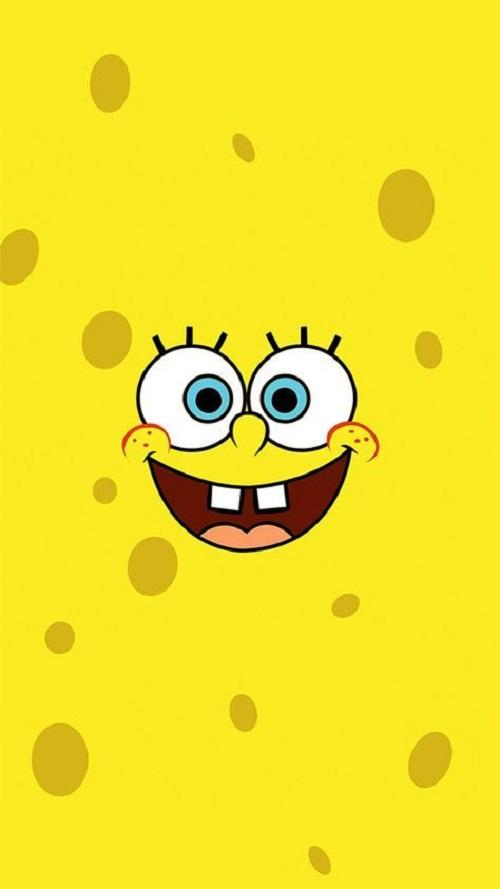 Gambar spongebob keren hd