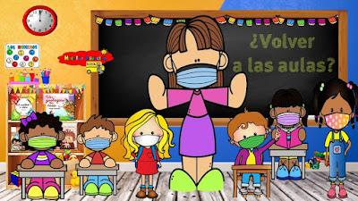 ¿Regreso al aula en pandemia?