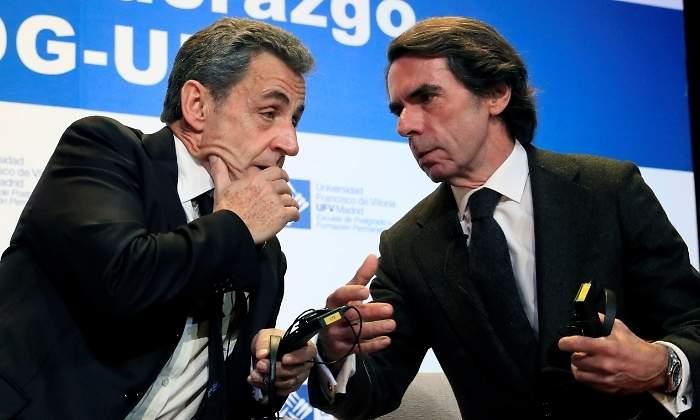 """Aznar expresa su """"angustia y preocupación"""" por un Gobierno de Sánchez e Iglesias con el apoyo de independentistas"""