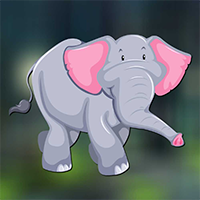 AvmGames Adorable Elephant Escape