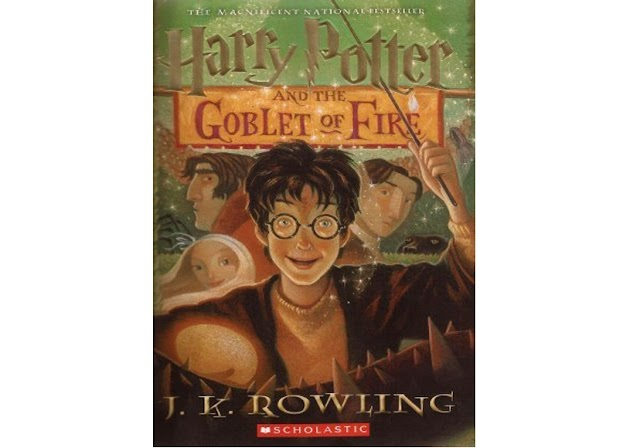 #13 | Harry Potter and The Goblet of Fire - JK. Rowling