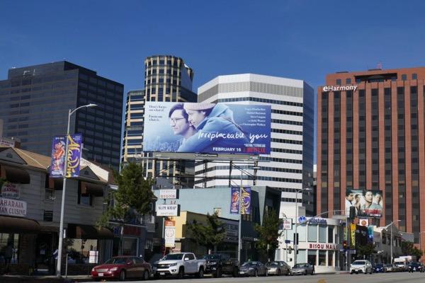 Irreplaceable You billboard