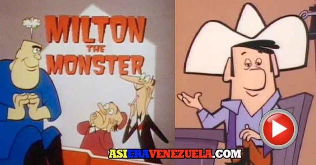 Comiquitas del Pasado - El Monstruo Milton y El Vaquero Temerario