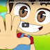 تعلم اسماء الأصابع باللغة الفرنسية للأطفال - Apprenez les noms des doigts en français pour les enfants