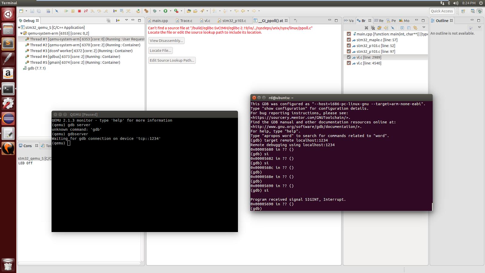 My Blog log: Journey of emulating embedded hardware with QEMU