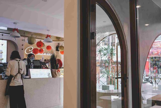 Check in Huế tại quán Gardénia – Coffee n Bakery