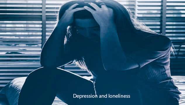 أفضل الطرق للتغلب على الاكتئاب والشعور بالوحدة