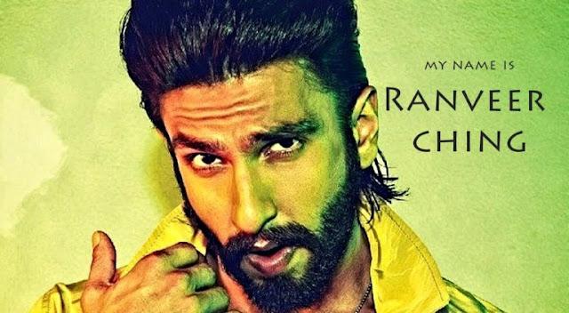 Ranveer Singh Dashing Background Wallpapers