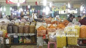 Pasar Bawah Pekanbaru - Haul Shopping Surganya Belanja