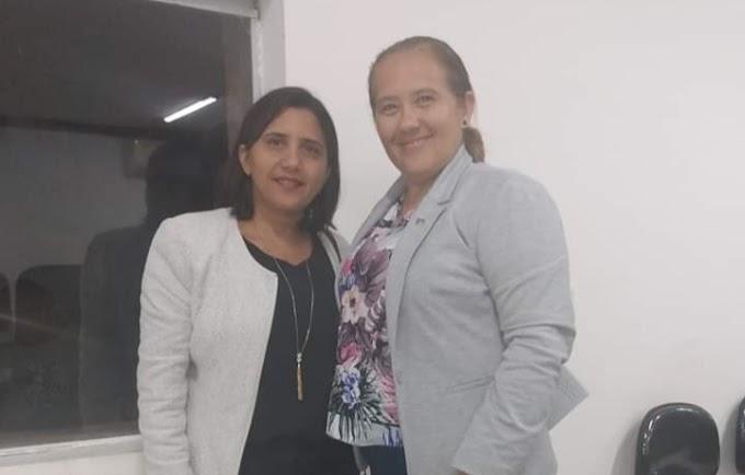 Vereadoras Egina e Monara rompem com o prefeito Chico e voltam para Oposição