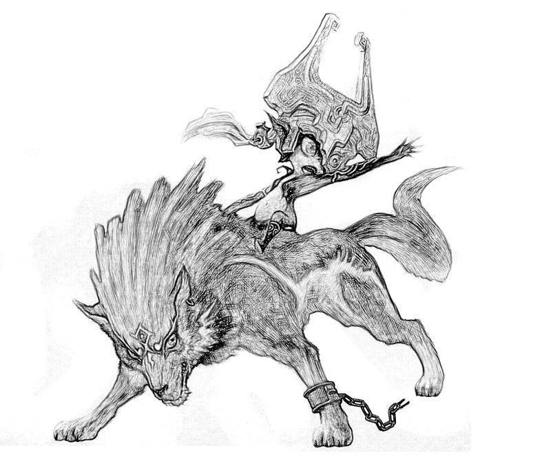 The Legend of Zelda Weird Characters | Yumiko Fujiwara
