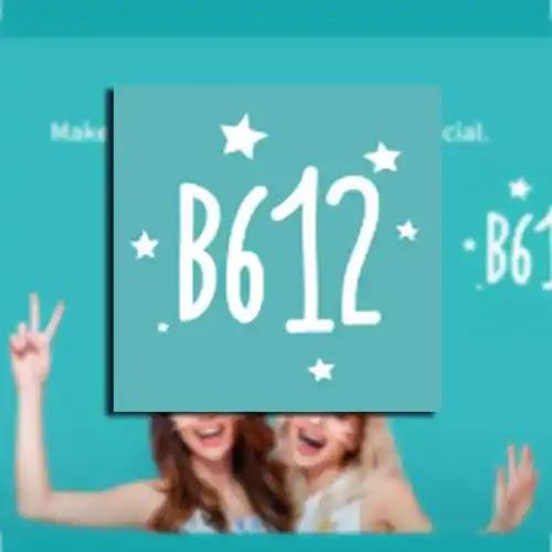 B612 - Beauty & Filter Camera كاميرا الجمال والتصفية تستطيع الكاميرا إضافة تأثيرات مختلفة على صورك ومضاعفة متعة التصوير سوف تمنحك صور سيلفي الرائعة