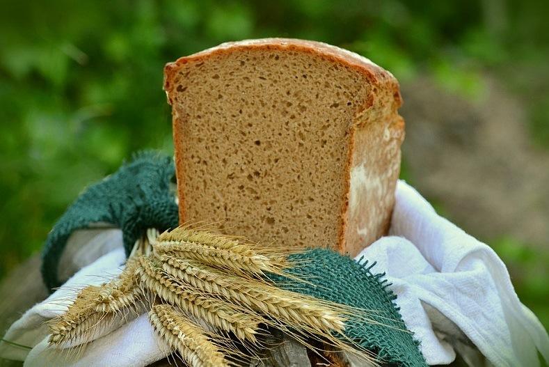 Chleb pszenny najzwyklejszy z automatu